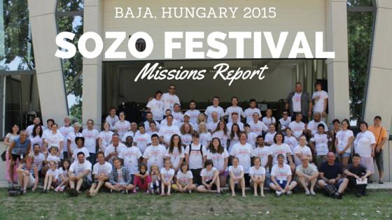 SOZO Staff 2015 report