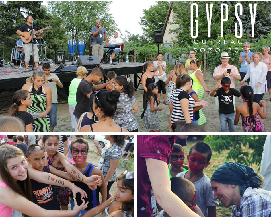 Gypsy Outreach Collage SOZO 2015
