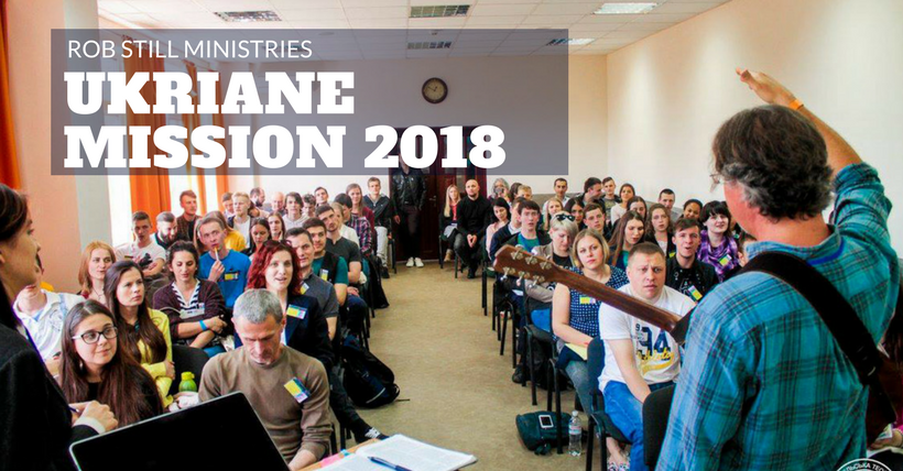 Ukraine Mission 2018 cover pic