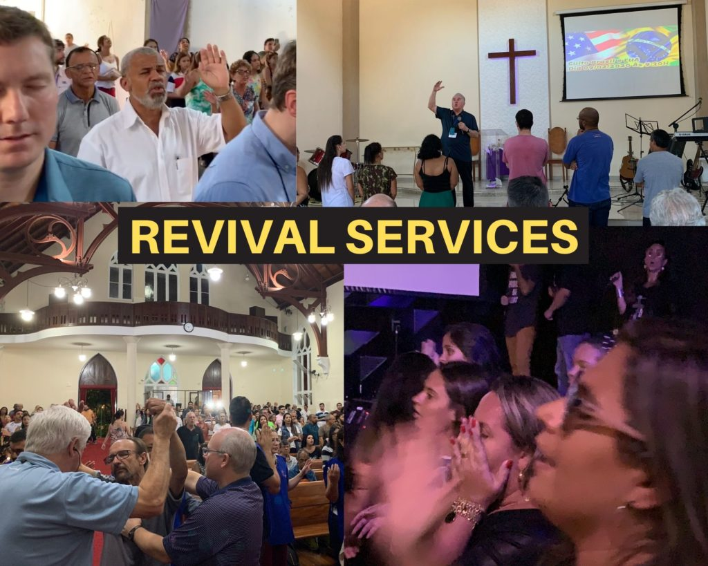 Revival Services Brazil Ministry Feb-2020